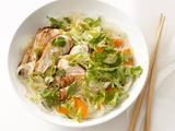 Cold Asian Noodles With Pork