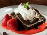 Decadent Chocolate French Toast