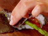 Fun Salmon Hand Roll