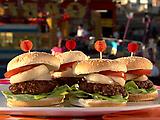 Spring Fair Onion Burger