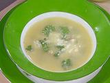 Charlotte's Pan-Roasted Latin Style Garlic Soup