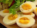 Soft Hard-Boiled Eggs