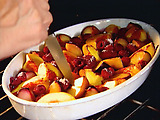 Oven-Roasted Fruit