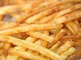 Matchstick Potatoes