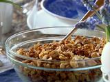 Roasted Hazelnut Granola