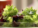 Green Salad and Napa Wine Vinaigrette
