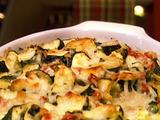 Neely's Zucchini Gratin