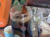 Chocolate Caramel Hazelnut Ice Coffee