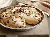 Chocolate Peanut Butter Pudding Pie