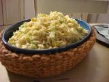 Creamy Leek and Corn Orzo