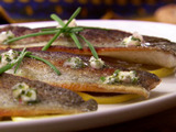 Sauteed Trout with Lemon Chive Butter