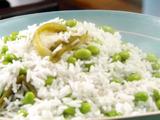 Ginger Edamame Rice