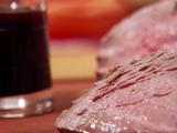 Beef Tenderloin with Port Sauce
