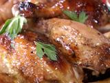 Rotisserie Chicken with Black Pepper Vinegar Sauce
