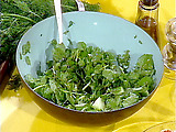 Cucumber Watercress Salad