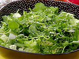 Watercress Salad with Lime Dressing