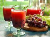 Vodka Grape Sparkler
