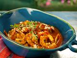 Grilled Shrimp with Tomato and Feta