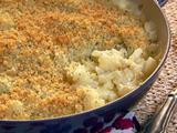 Cauliflower and Parsnip Gratin
