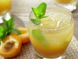 Apricot-Mint Sours