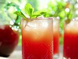 Watermelon-Mint Iced Tea (Greek Inspired)
