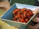 Grilled Cherry Tomato Chutney