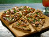 Smoked Salmon Pizza (a la Wolfgang)