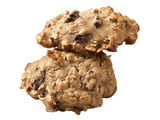 Honey Oatmeal-Raisin Cookies