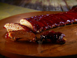 Chipotle-Plum BBQ Pork Ribs