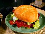 Chicken Cutlet Sandwich