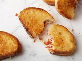 Soppressata and Provolone Grilled Cheese