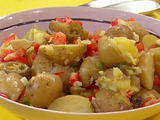 Pepper and Potato Salad
