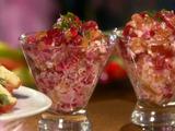 Pink Potato Salad