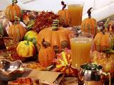 DECORATIVE CENTERPIECES Pumpkin Patch Centerpiece
