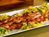 Chile Glazed Shrimp