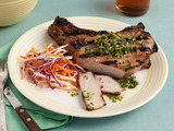 Pork Chops with Gremolata