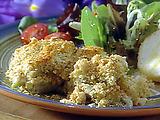 Baked Shrimp-Crab Salad