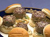 Mini-Venison Burgers