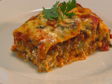 Summer Eggplant Lasagna