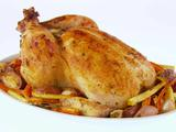 Garlic-Roasted Chicken and Root Vegetables
