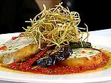 Free Form Polenta Lasagna
