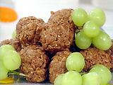 Granola Peanut Butter Balls