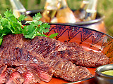 Argentinean Barbecued Steak