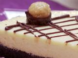 Hazelnut Liqueur Cheesecake