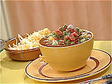 Veg-Head Three-Bean Chili