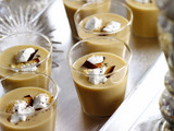 White-Bean Soup Shooters with Bacon