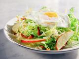 Frisee Salad with Dijon Vinaigrette