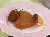 Chocolate Coeurs a la Creme