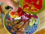 Gnocchi al Ragu di Seppie (Potato Dumplings with Cuttlefish Ragu)