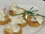 Creamy Lobster Rounds
